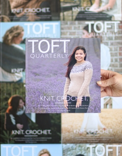 TOFT Quarterly Magazine Subscription
