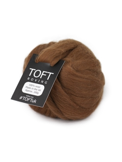 Fudge Roving 100g