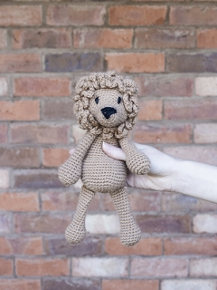 Learn to Crochet: Rufus the Lion Sat 1st June (PM)
