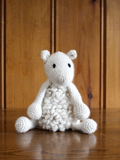 Crochet Simon the Sheep Sun 12th May (PM)