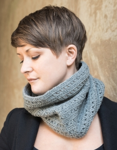 FREE Treble Twist Cowl pdf
