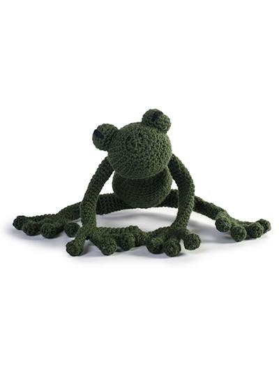 Tiny froggy free amigurumi pattern | Amigurumi Space | 534x400