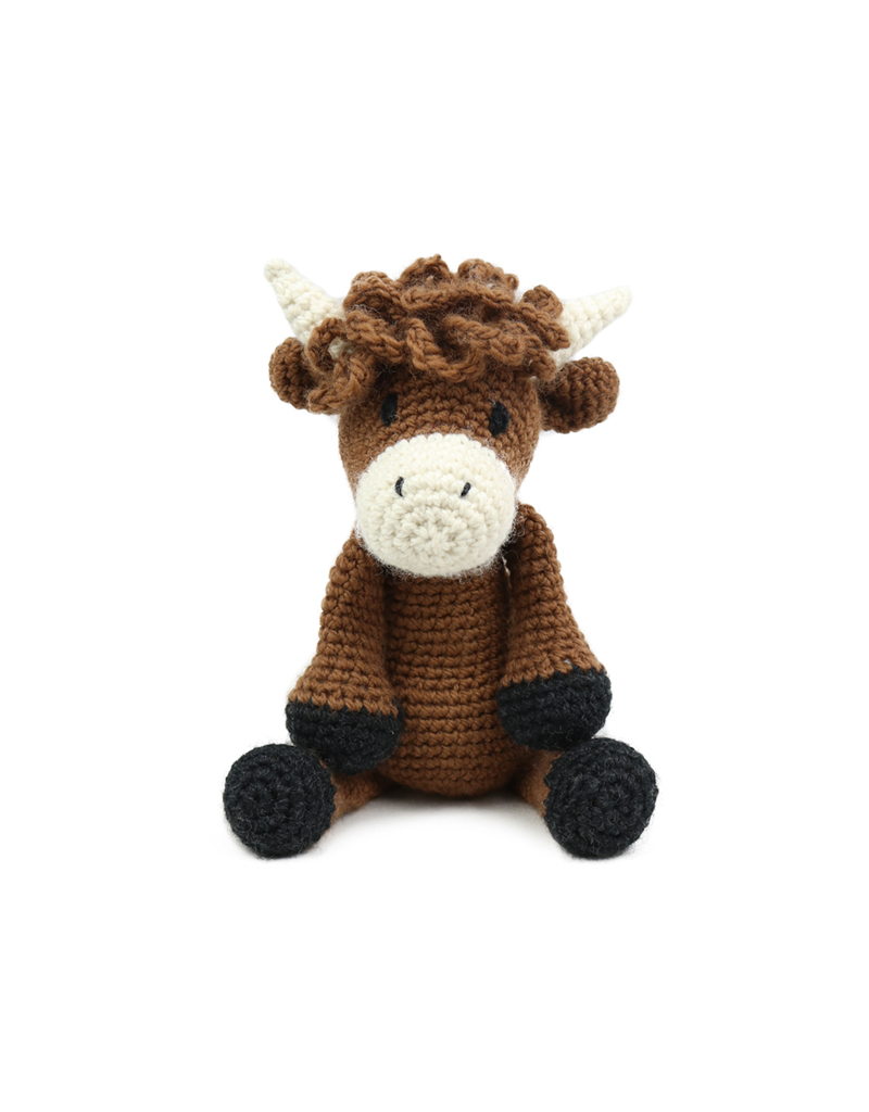 Ravelry: Doris the Cow Amigurumi pattern by Carolina Guzman | 534x400