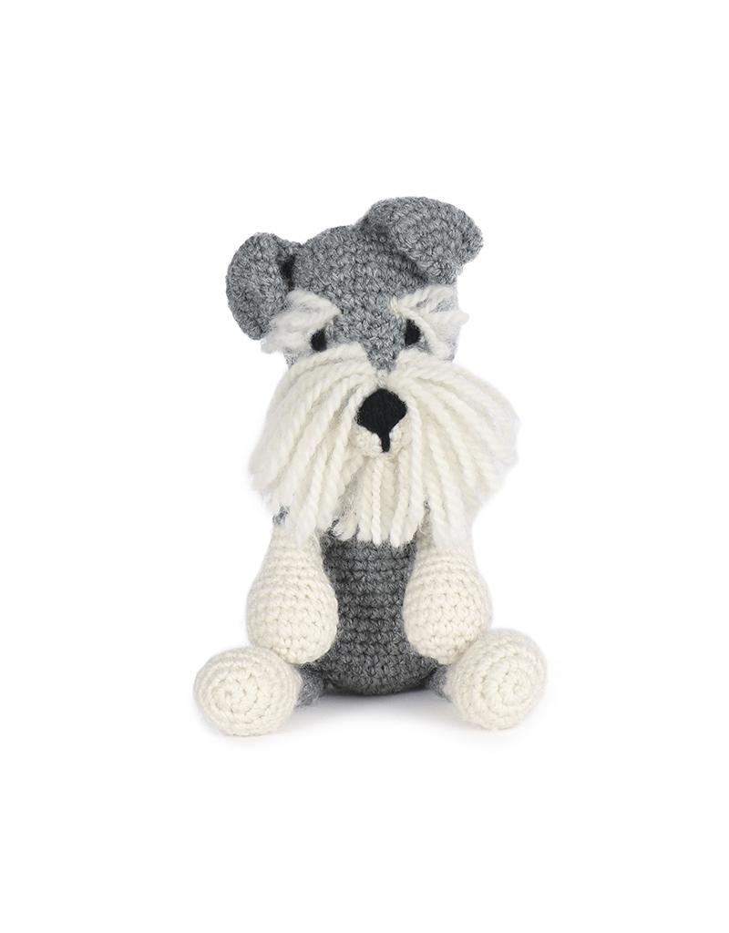 Amigurumi Puppy Crochet Kit | Darn Good Yarn | 1024x800