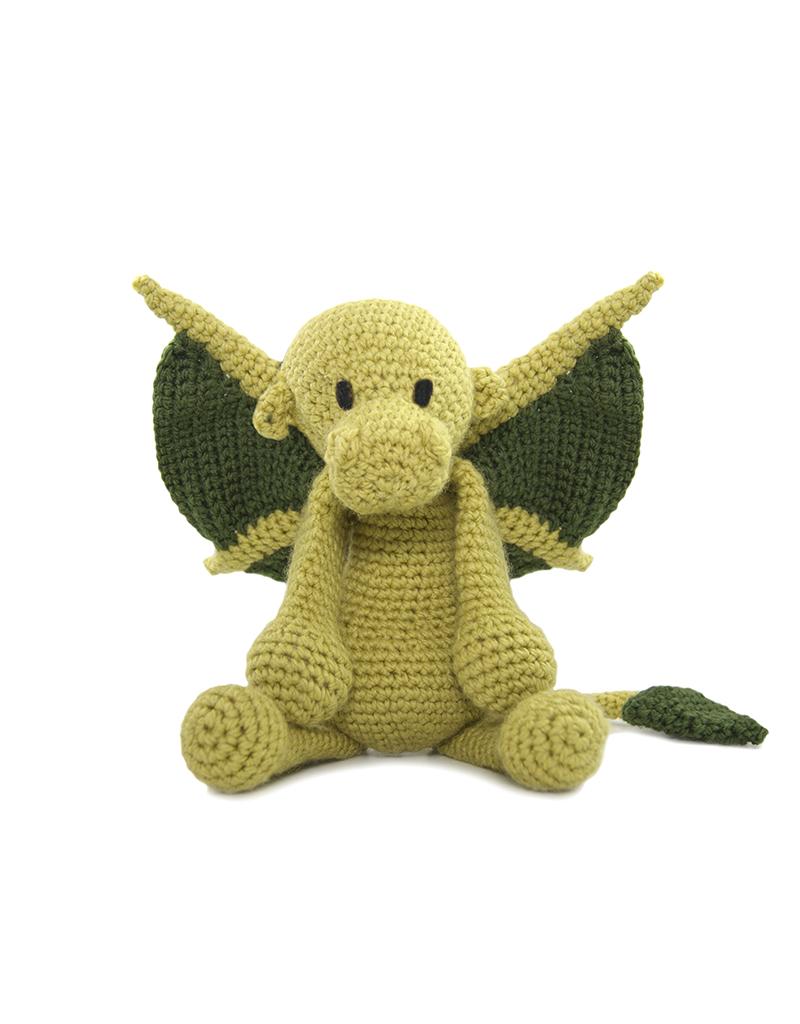 Dragon Crochet Amigurumi Pattern (English Edition) eBook: Gaines ... | 534x400