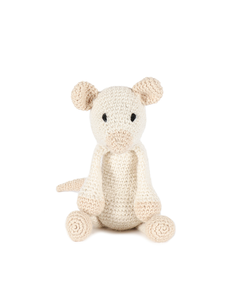 Crochet Along Amigurumi Mouse - YouTube | 1024x800