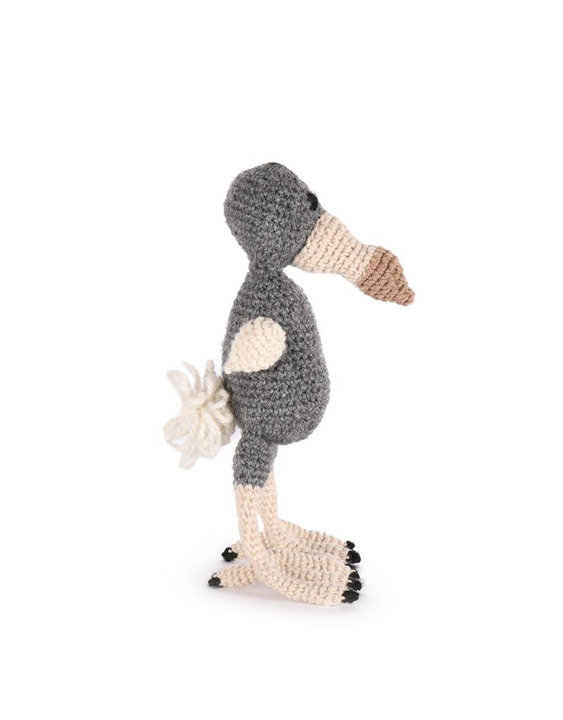 Crochet Woolly Mammoth Amigurumi Project: British Wool   TOFT   512x400