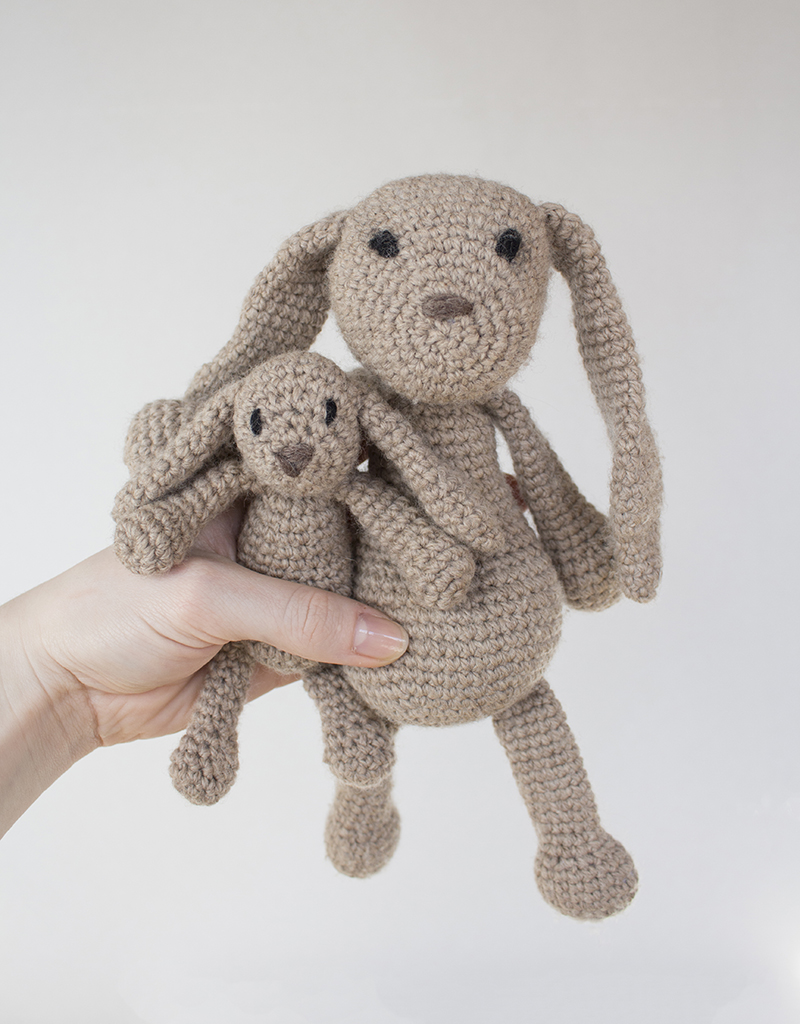 Amigurumi Doll-Set Esel Otis | 1024x800