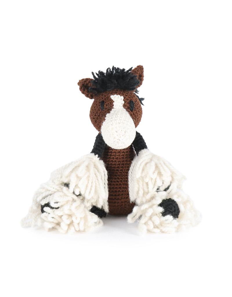 11 Crochet Horse Patterns – Amigurumi Pony Toys - A More Crafty Life | 1024x800