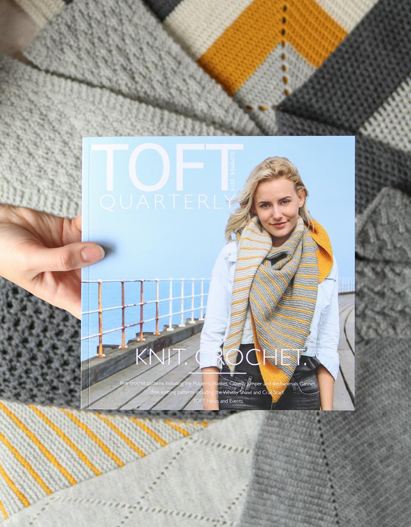 Toft Quarterly Magazine Yearly Subscription