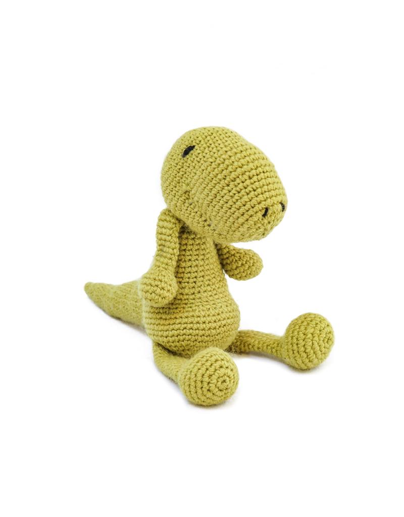 Amigurumi Dinosaur Free Crochet Patterns | 1024x800