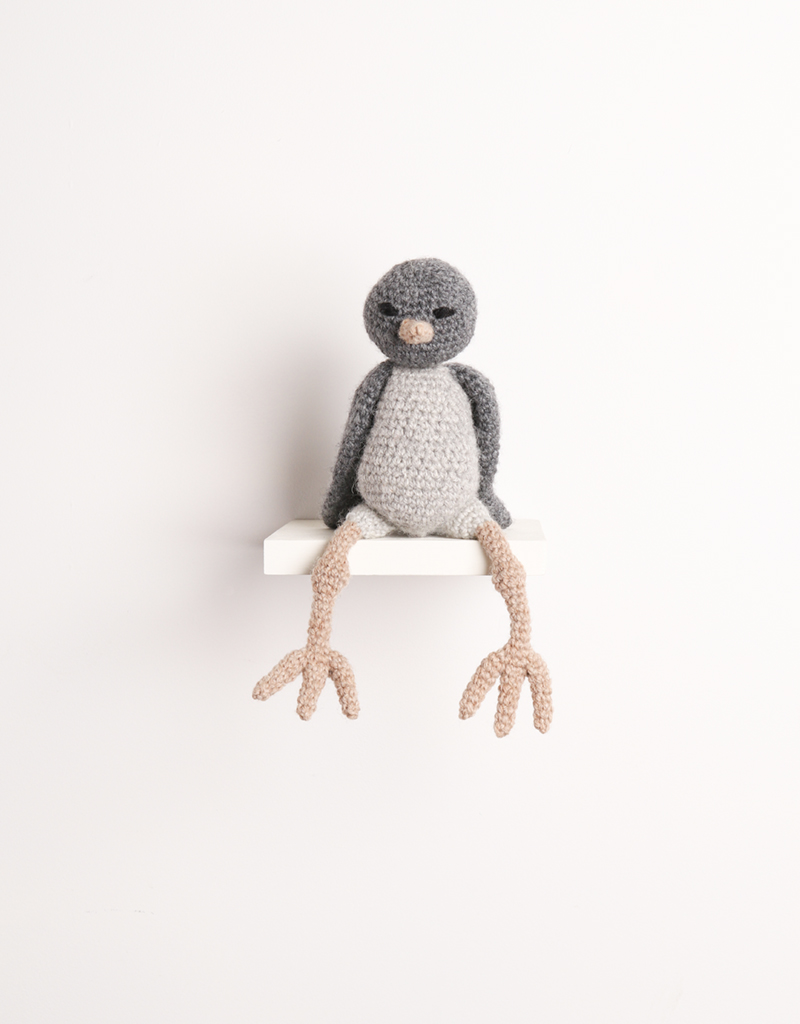 Ravelry: Jacques The Pigeon pattern by Irene Strange | 1024x800