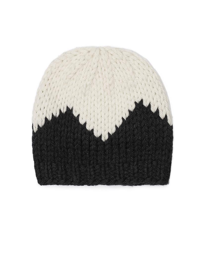 Knit Zig Zag Hat Pattern : Toft luxury knitting wools and alpaca yarns crochet