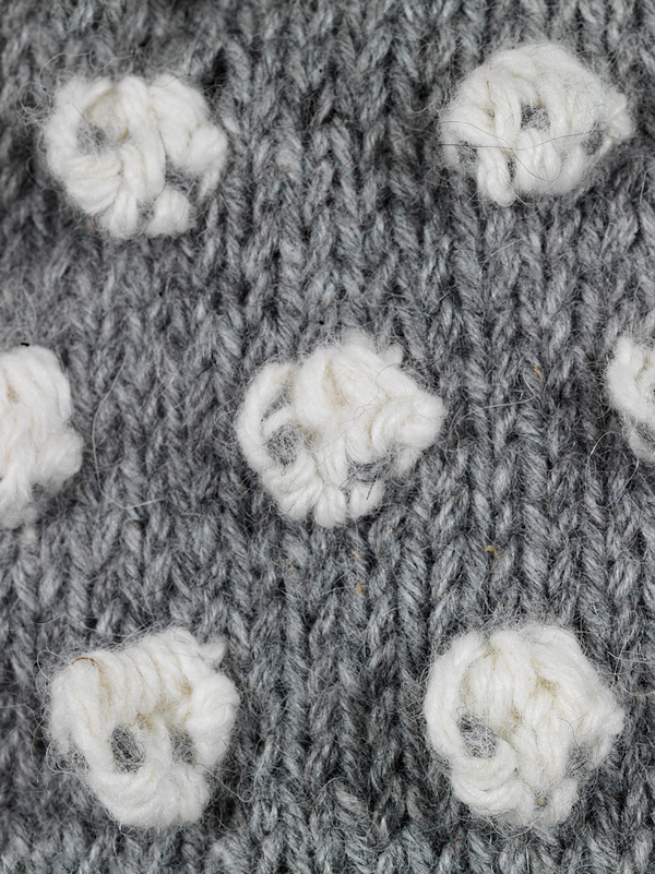 Knitting Stitches Bobbles : Knitting Stitch Directory: A guide to knitting stitches from Toft Alpaca Shop