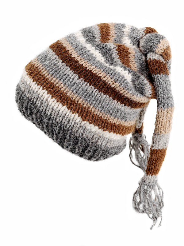 Free Knit Beanie Pattern : Knitted Hats Free Patterns Uk