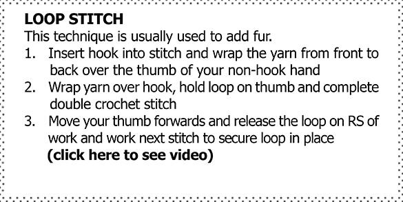 Edwards Menagerie Crochet Patterns Video Guide Toft