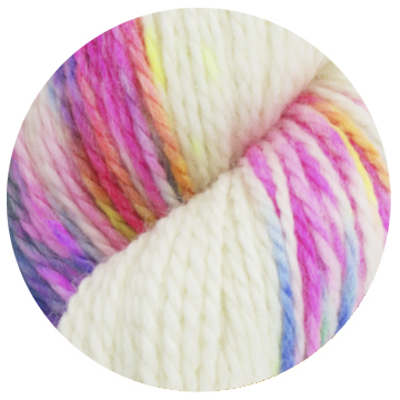 TOFT hand dye yarn batch 000008