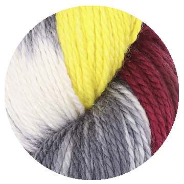 TOFT hand dye yarn batch 000011
