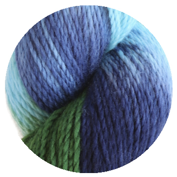 TOFT hand dye yarn batch 000012