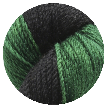 TOFT hand dye yarn batch 000015