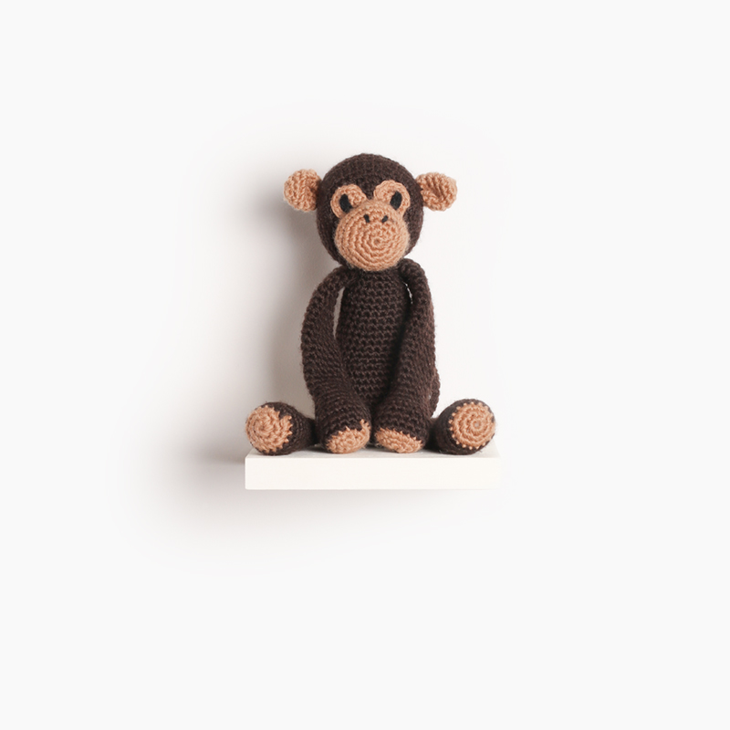 edwards menagerie crochet chimpanzee pattern