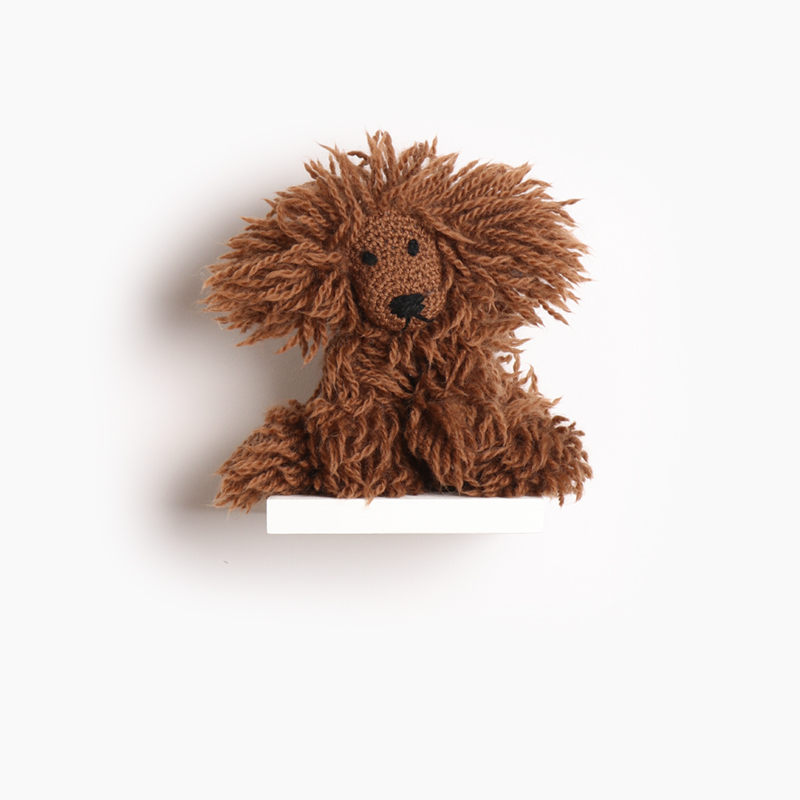 toft columbus the red tibetan mastiff amigurumi crochet animal