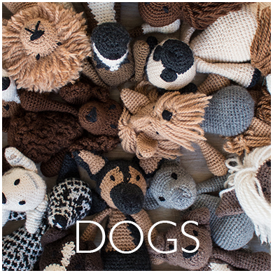 Crochet your own Dog