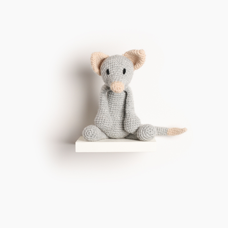 possum crochet amigurumi project pattern kerry lord Edward's menagerie