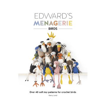 Edward's Menagerie Birds Kerry Lord Errata
