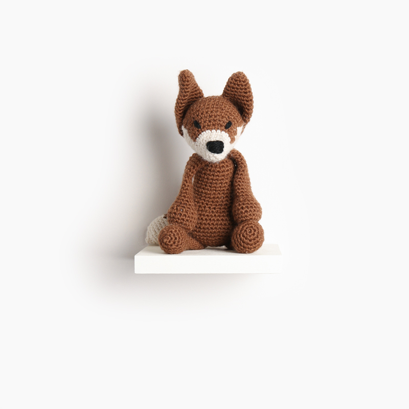 edwards menagerie crochet fox pattern