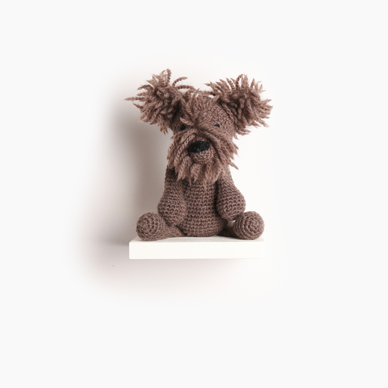toft heather the cairn terrier amigurumi crochet animal