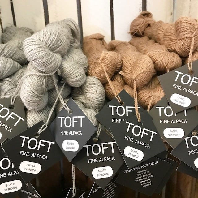Toft British Wool Yarn And Patterns For Knitting And Crochet