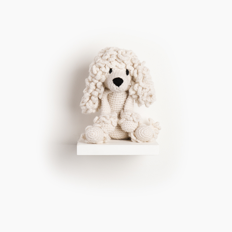 poodle crochet amigurumi project pattern kerry lord Edward's menagerie
