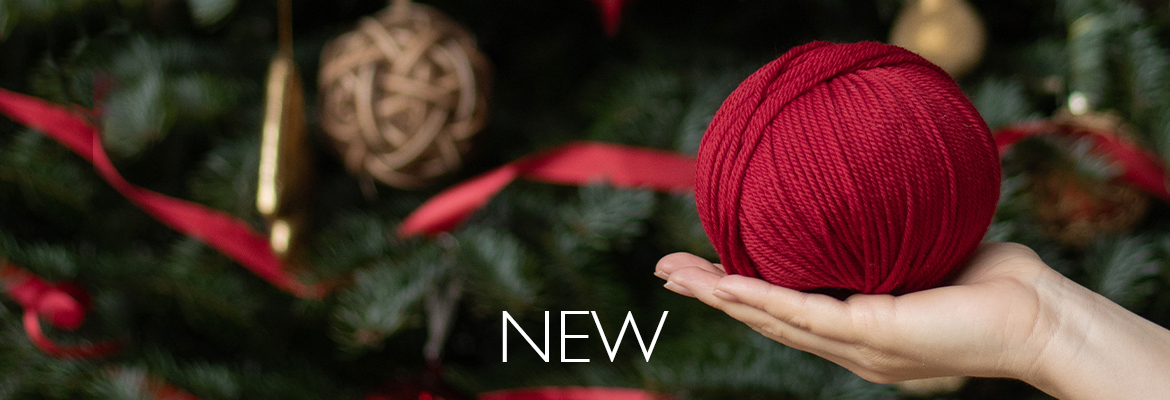 New Fine Ruby Yarn Limited Edition