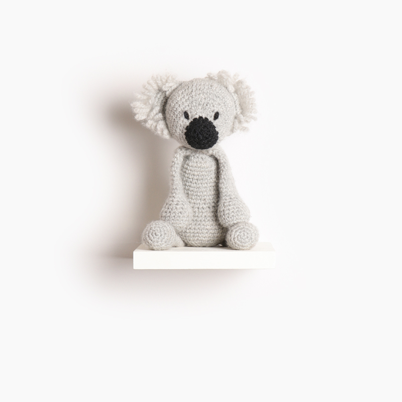 edwards menagerie crochet koala pattern