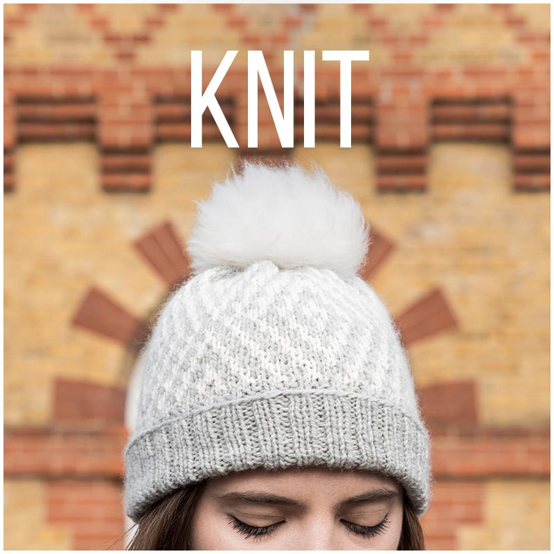 TOFT wool knitting patterns