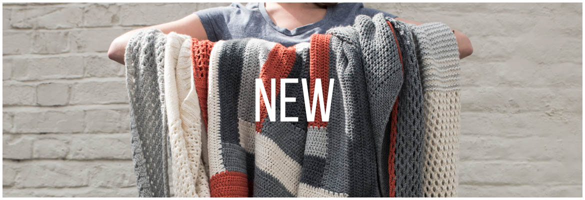 New Breakwater Wrap knitting project from TOFT