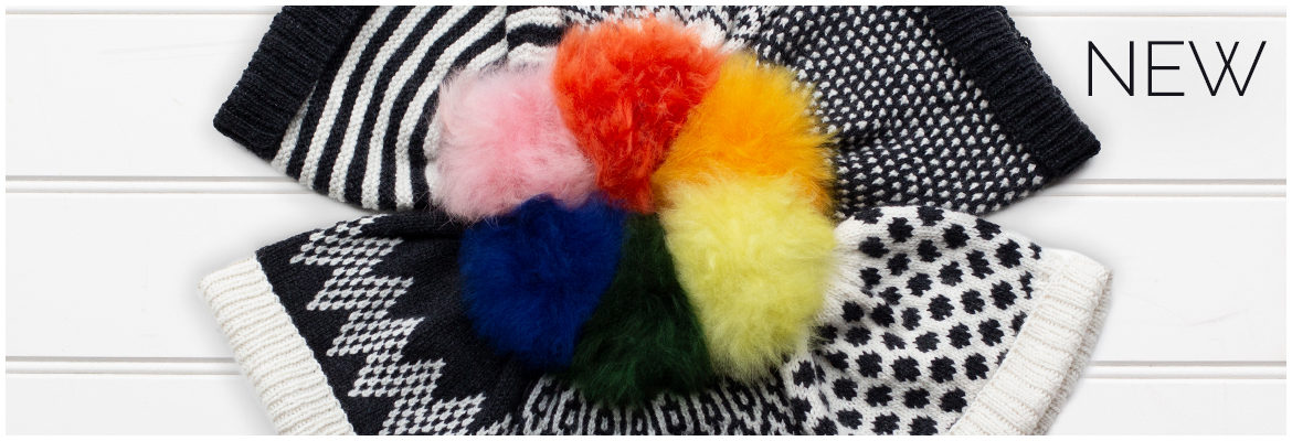 3487ed662 TOFT Pom Poms and Hats