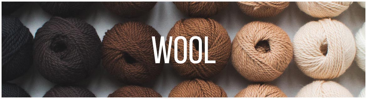 Shop TOFT's luxury British 100% wool yarn range