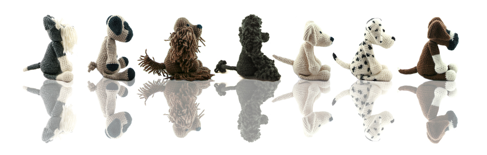 Edwards Menagerie Dogs 50 Canine Crochet Patterns 5826853