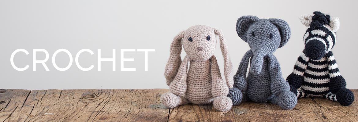 Edward's Menagerie Amigurumi Crochet Soft Toys Craft TOFT