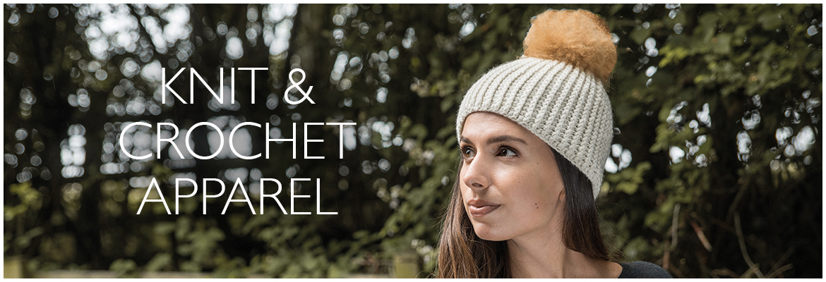 Knit and Crochet Patterns and Yarn | TOFT