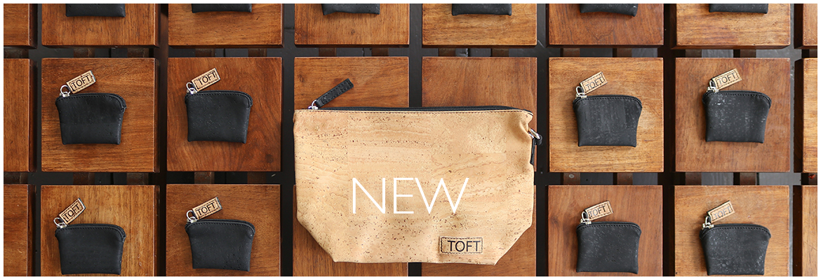New Cork Project Bags by Kerry Lord | TOFT
