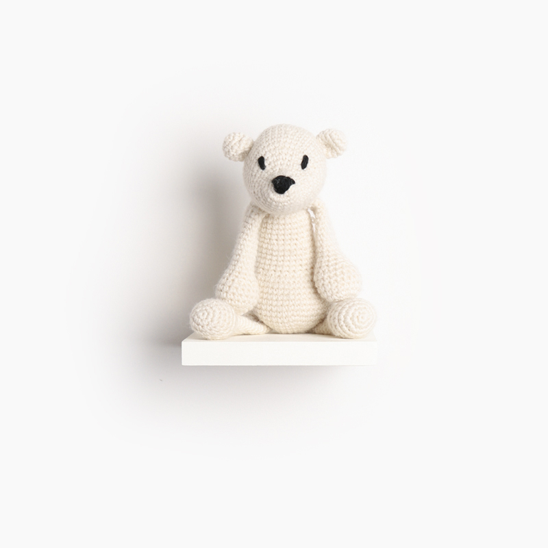edwards menagerie crochet polar bear pattern
