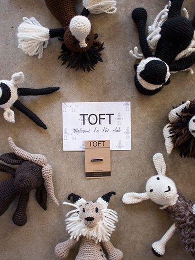 TOFT Subscription Boxes