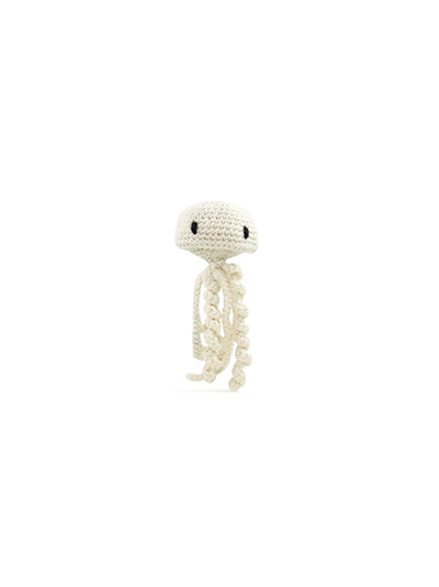 toft ed's animal mini mike the jellyfish amigurumi crochet