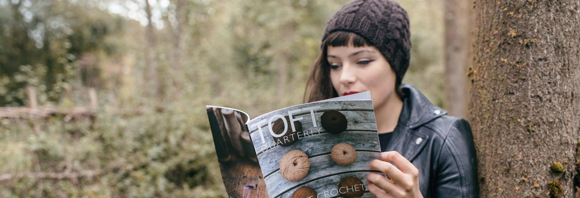 TOFT UK Quarterly Magazine lifestyle