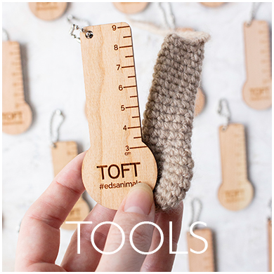 Crochet Tools from TOFT